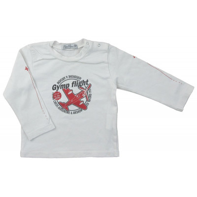 T-Shirt - GYMP - 9 mois (74)