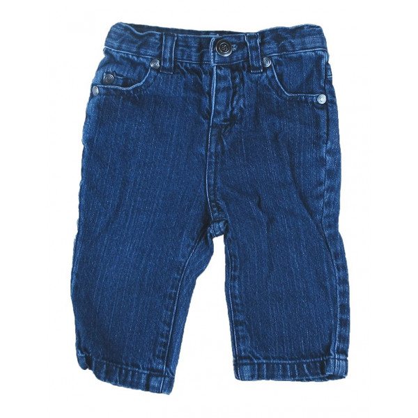 Jeans - VERTBAUDET - 3 mois