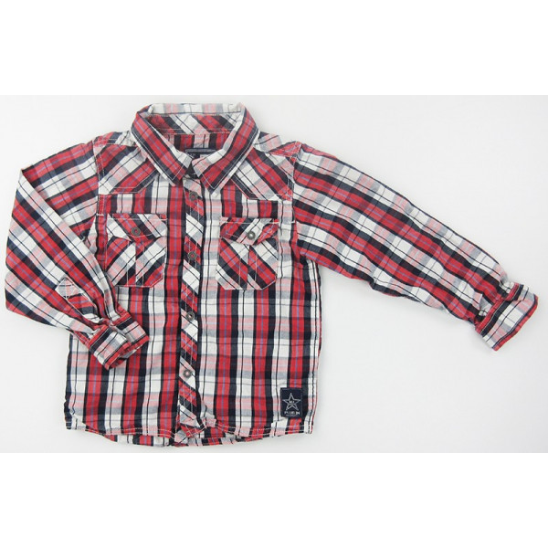 Chemise - NAME IT - 2-3 ans (98)