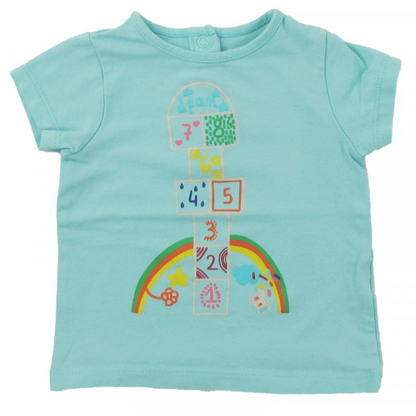 T-Shirt - DPAM - 3 mois (59)