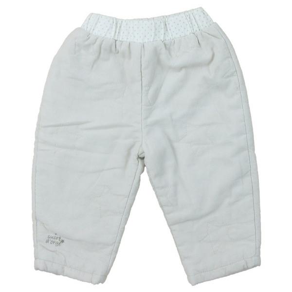 Pantalon - SUCRE D'ORGE - 6 mois (68)