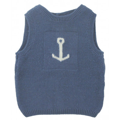 Pull en laine - JACADI - 6 mois