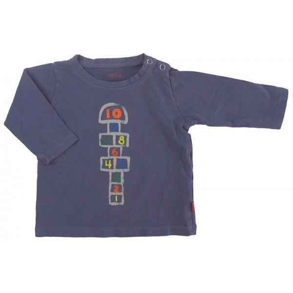 T-Shirt - TEN - 6 mois