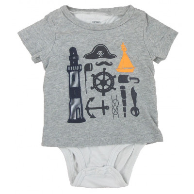 T-Shirt/Body - CARTER'S - 9 mois
