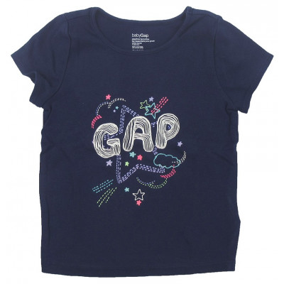 T-Shirt - BABY GAP - 4 ans