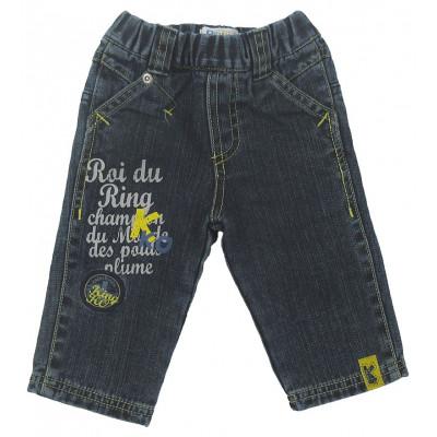 Jeans - COMPAGNIE DES PETITS - 6 mois
