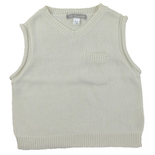 3bdf481d54d11 Pull - VERTBAUDET - 2 ans (86) - Les P tits Potes - Vêtements de s...