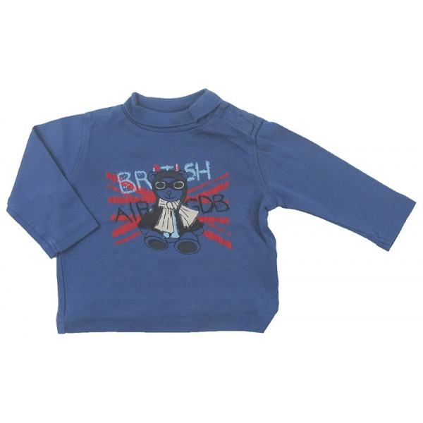 T-Shirt - BENETTON - 18-24 mois (90)