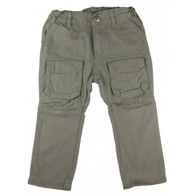Pantalon - PETIT BATEAU - 2 ans