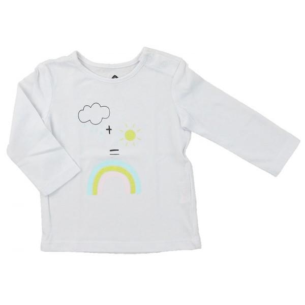 T-Shirt - GRAIN DE BLÉ - 6 mois (68)