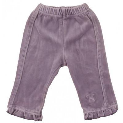Pantalon training polaire - GRAIN DE BLÉ - 6 mois (67)