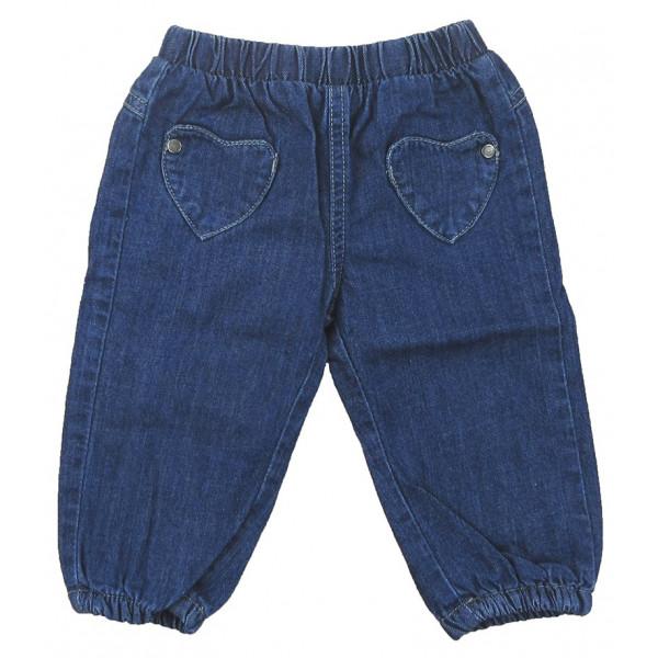 Jeans - VERTBAUDET - 6 mois (67)