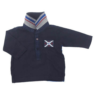 Polo - IKKS - 3 mois (60)