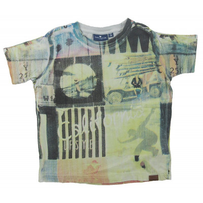 T-Shirt - TOM TAILOR - 2-3 ans (92-98)