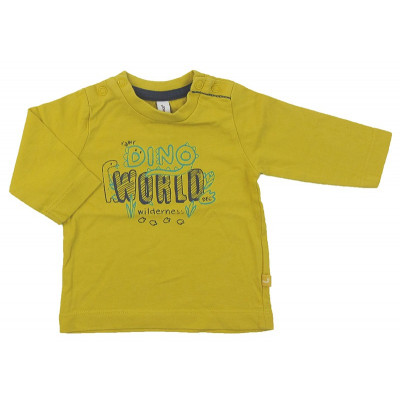 T-Shirt - BABYFACE - 0-2 mois (50-56)