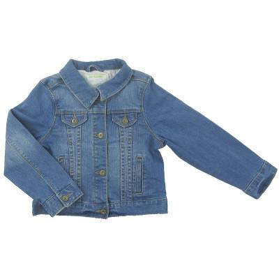 Veste en jeans - VERTBAUDET - 5 ans (108)