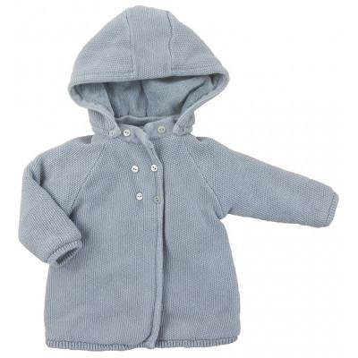 Manteau doublé polaire - OBAÏBI - 18 mois (80)