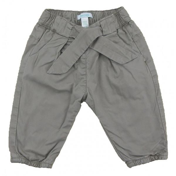 Pantalon - Okaidi-Obaibi - 6 mois