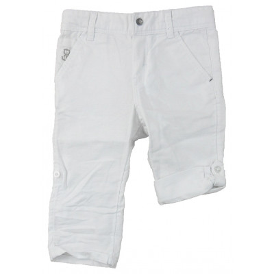 Pantalon convertible en lin - OBAÏBI - 12 mois (74)