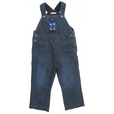Salopette jeans - DPAM - 23 mois (86)