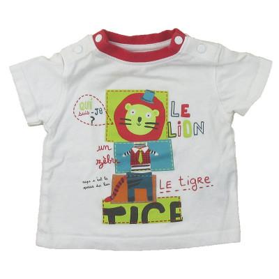 T-Shirt - COMPAGNIE DES PETITS - 3 mois
