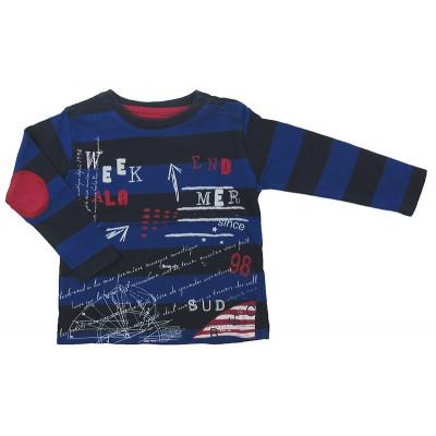 T-Shirt - WEEKEND A LA MER - 18 mois