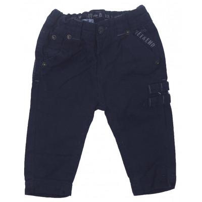 Pantalon doublé - WEEKEND A LA MER - 6 mois