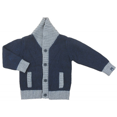 Gilet - JEAN BOURGET - 2 ans (86)