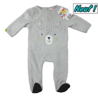 Pyjama neuf - DPAM - 6 mois (68)