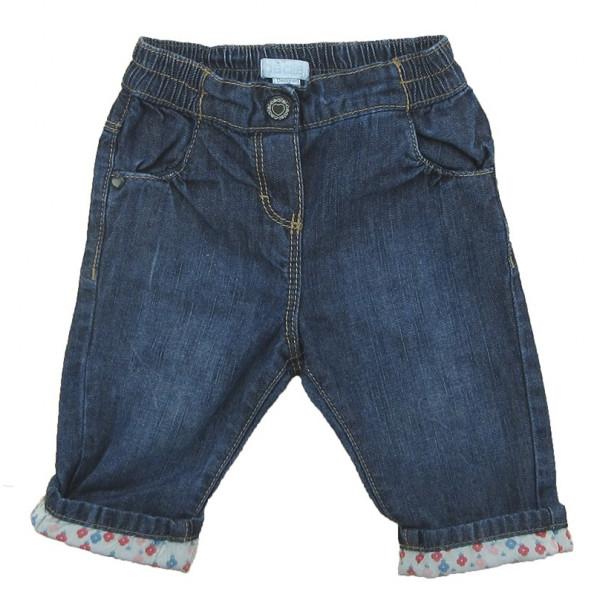 Jeans - OBAÏBI - 3 mois