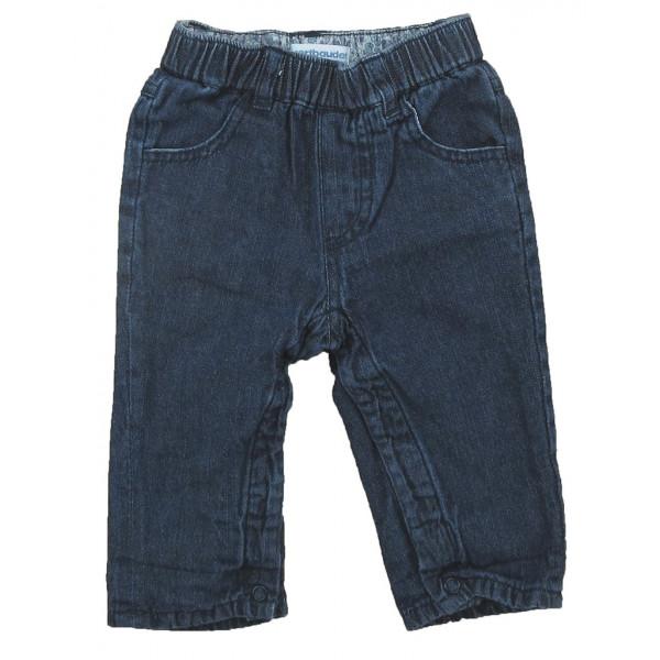 Jeans - VERTBAUDET - 6 mois