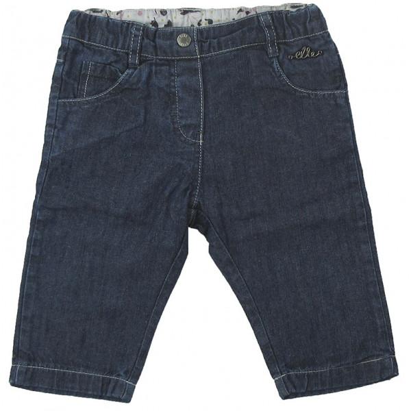 Jeans - ELLE - 6 mois