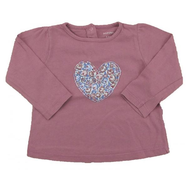 T-Shirt - BOUT'CHOU - 6 mois