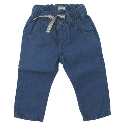 Pantalon - BENETTON - 1-3 mois (56)