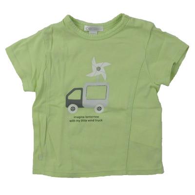 T-Shirt - OBAÏBI - 12 mois (74)