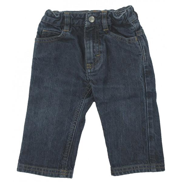 Jeans - PETIT BATEAU - 6 mois (67)