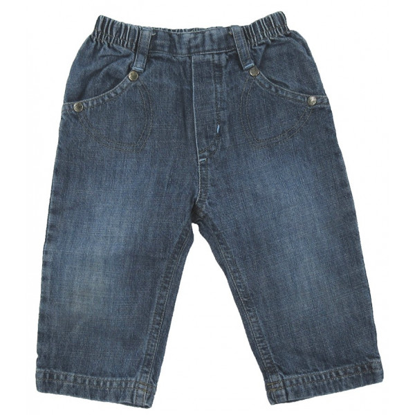 Jeans - P'TIT FILOU - 9 mois (74)