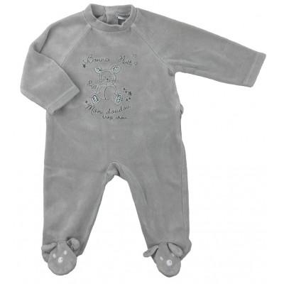 Pyjama - 3 POMMES - 3 mois (60)