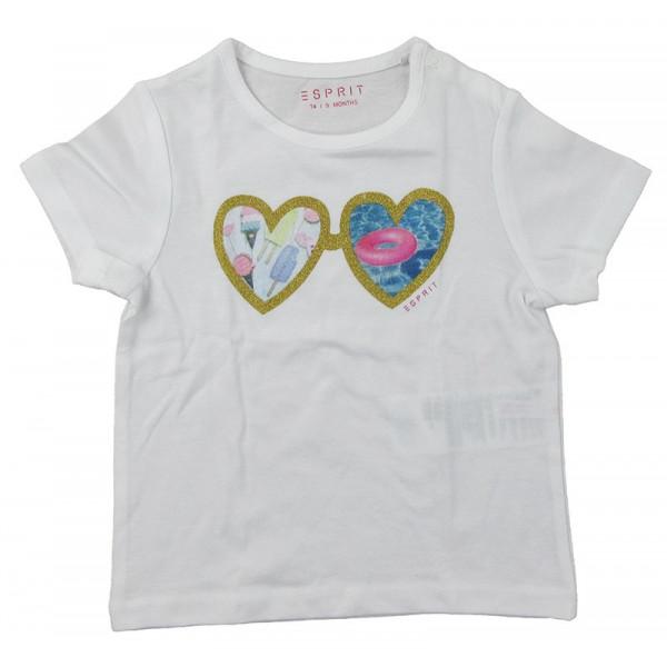 T-Shirt - ESPRIT - 9 mois (74)