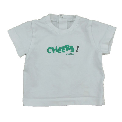 T-Shirt - P'TIT FILOU - 1 mois