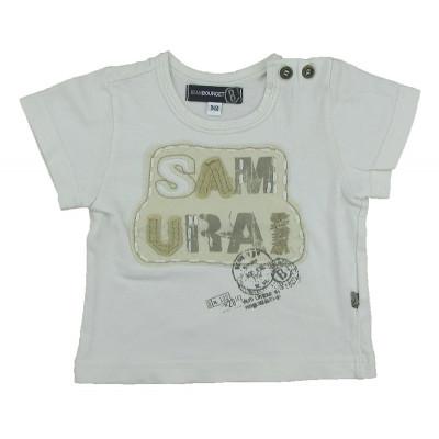 T-Shirt - JEAN BOURGET - 3 mois