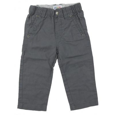 Pantalon en lin - COMPAGNIE DES PETITS - 18 mois