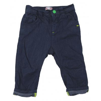 Jeans doublé - DPAM - 6 mois (67)