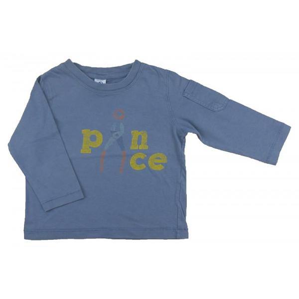 T-Shirt - PETIT BATEAU - 2 ans
