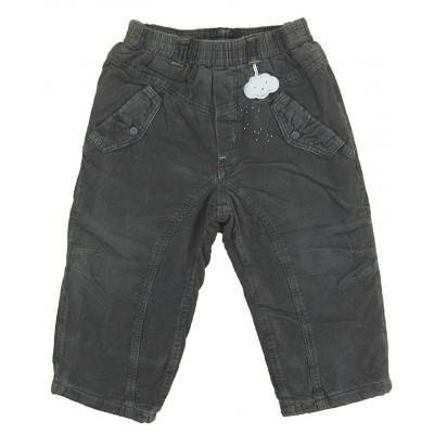 Pantalon doublé - CATIMINI - 12 mois (74)