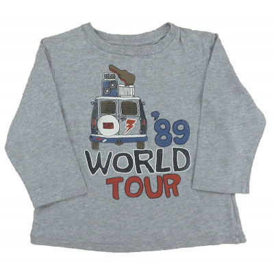 T-Shirt - BABY GAP - 18-24 mois