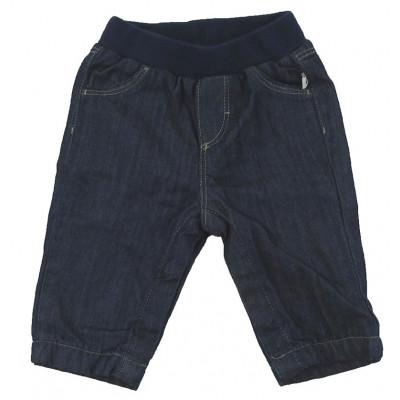 Jeans - PETIT BATEAU - 1 mois (54)