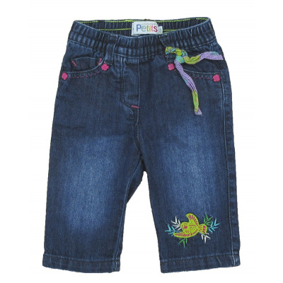 Jeans - LA COMPAGNIE DES PETITS - 6 mois