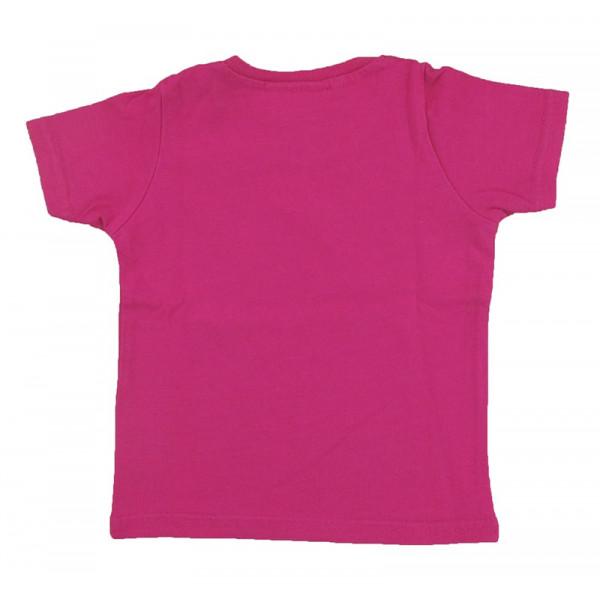 T-Shirt - INTERDIT DE ME GRONDER - 6 maanden