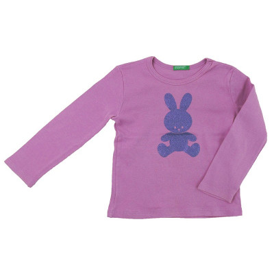 T-Shirt - BENETTON - 2 ans (90)